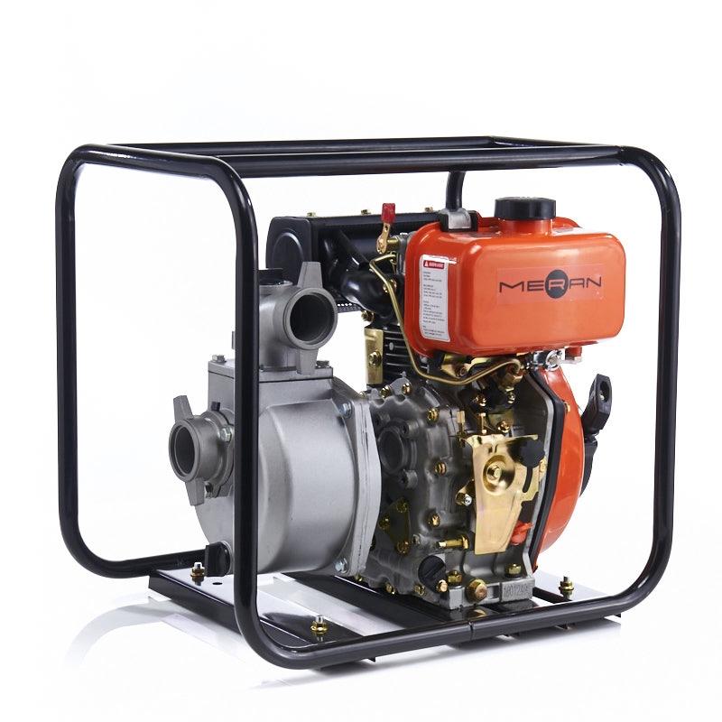 Дизельная мотопомпа для загрязненных вод Meran MPD201