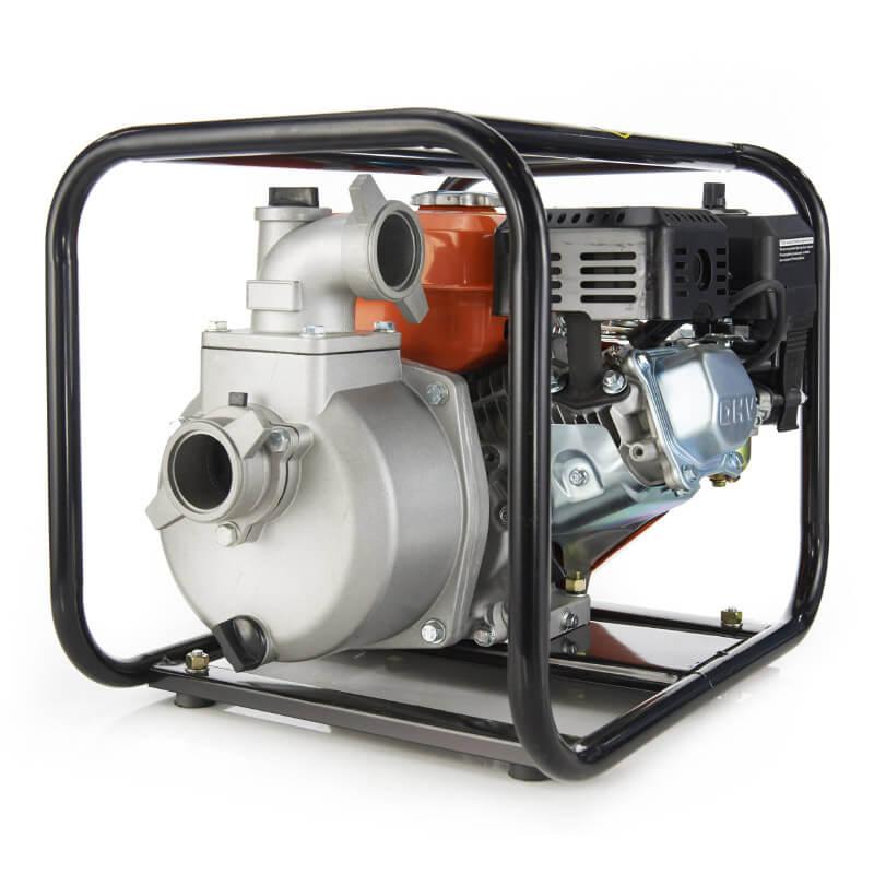 Бензиновая мотопомпа для газрязненных вод Meran MPG201