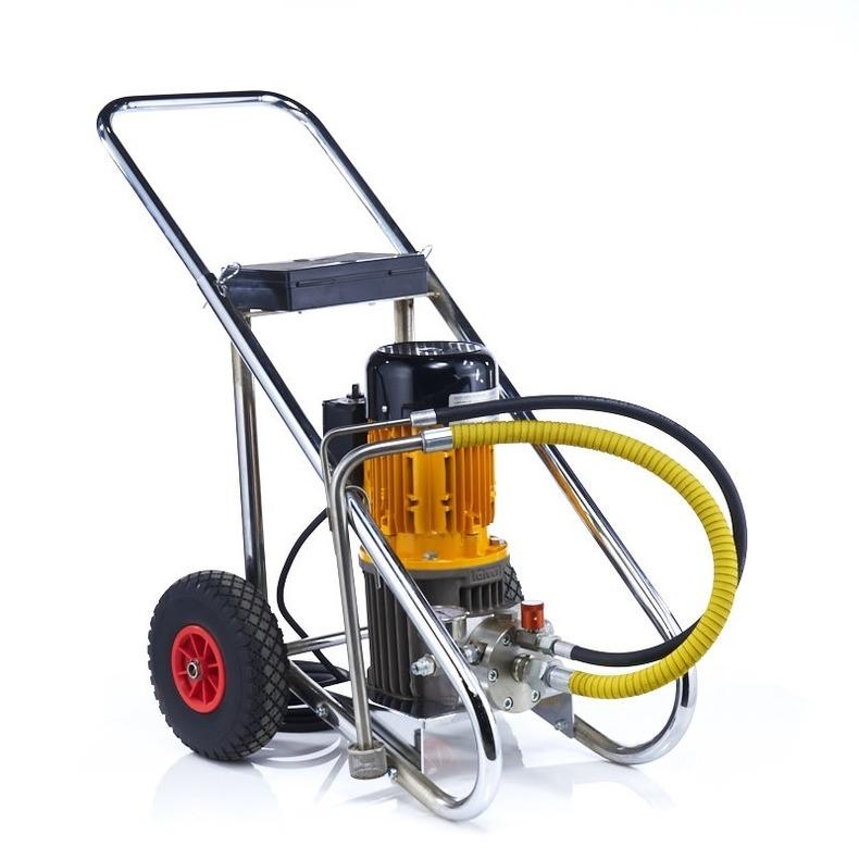 Окрасочный аппарат безвоздушного распыления TAIVER GOLD 6500