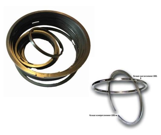 Комплект колец для ПК-1,75 3,5 5,25