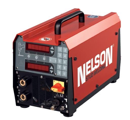 Сварочный аппарат для приварки шпилек - NELSON N 800i