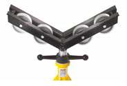 Колеса из нержавеющей стали Tag Pipe SWH400SS