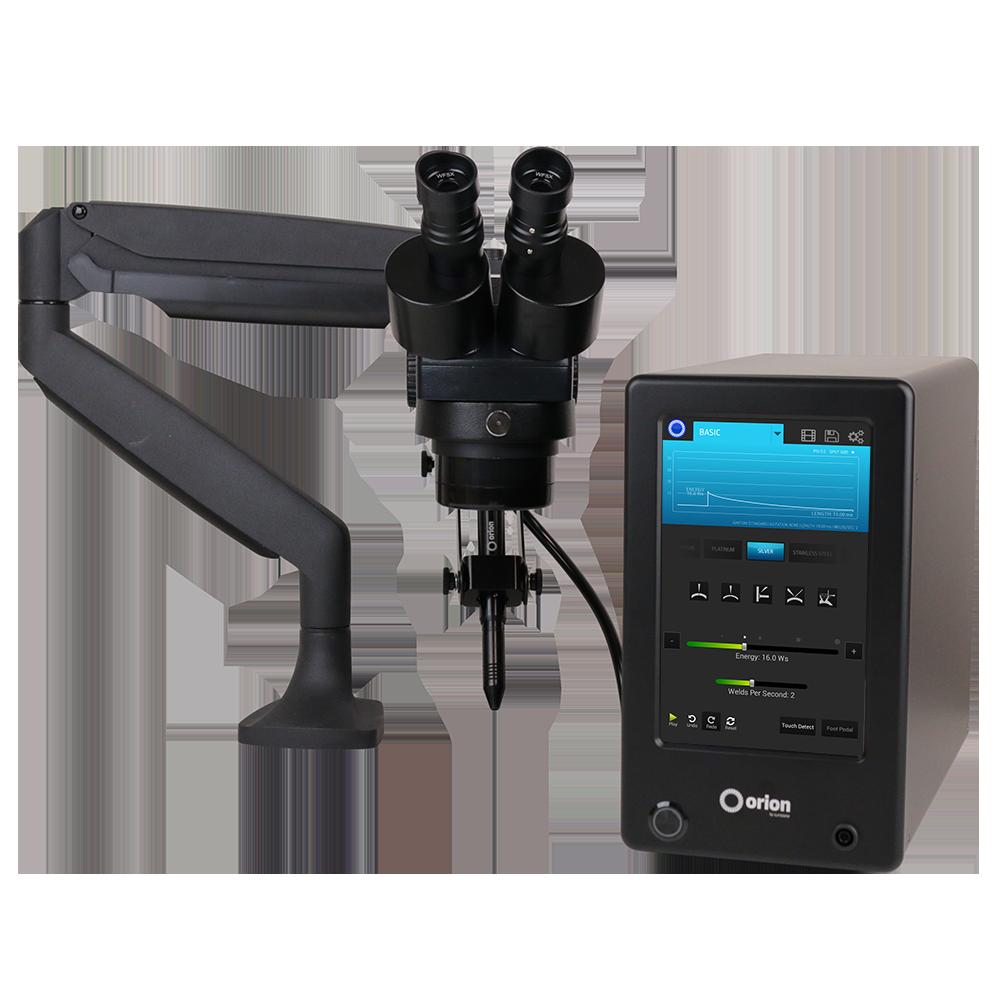 Аппарат для импульсно-дуговой микросварки Sunstone Orion 150/250 S