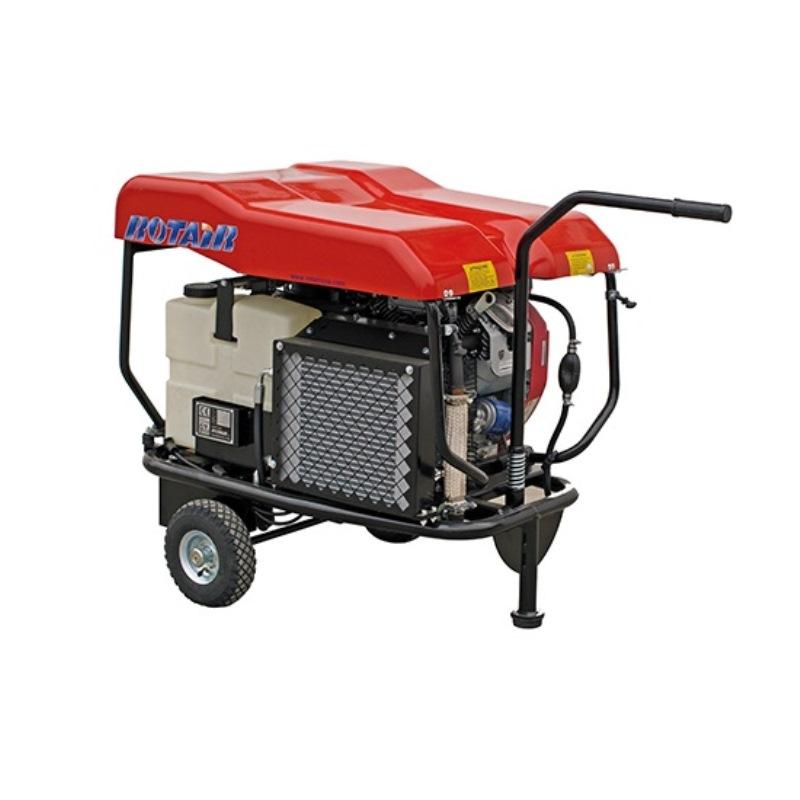 Бензиновый винтовой компрессор Rotair VRK 120-11