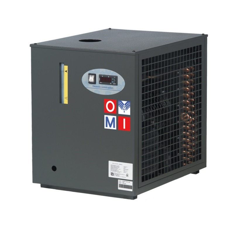 Охладитель жидкости «вода-вода» OMI CHA 11