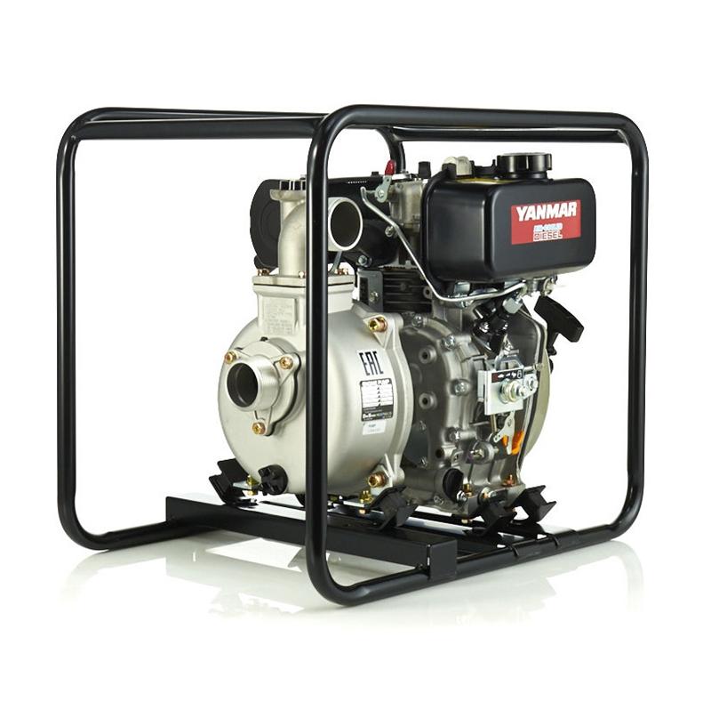 Дизельная мотопомпа для средне-загрязненных вод DaiShin SST-50YD