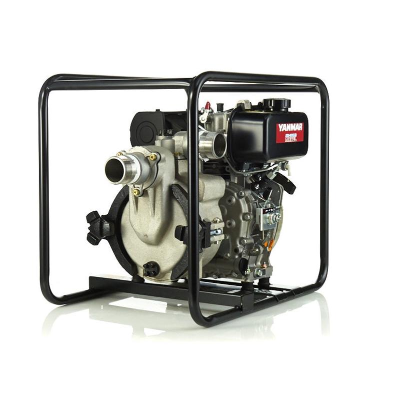 Дизельная мотопомпа для загрязненных вод DaiShin SWT-50YD