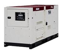 Генератор с дизельным двигателем Shindaiwa DG150MM-400