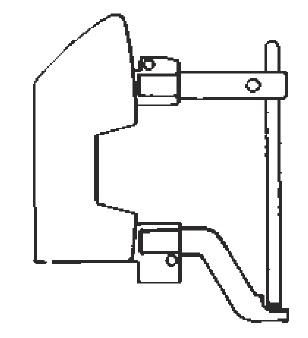 Комплект плеч с электродами 10мм TECNA 7516