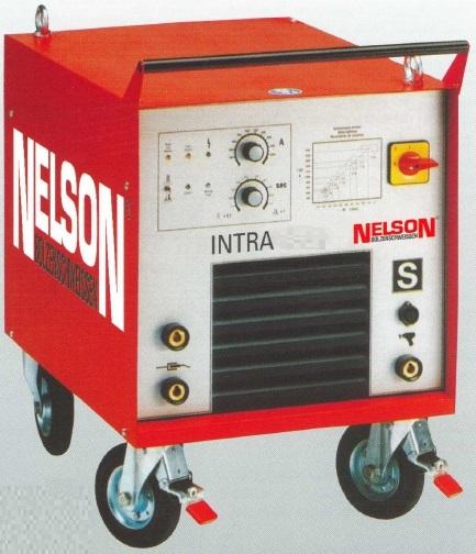 Сварочный аппарат для приварки шпилек - NELSON Intra 1400