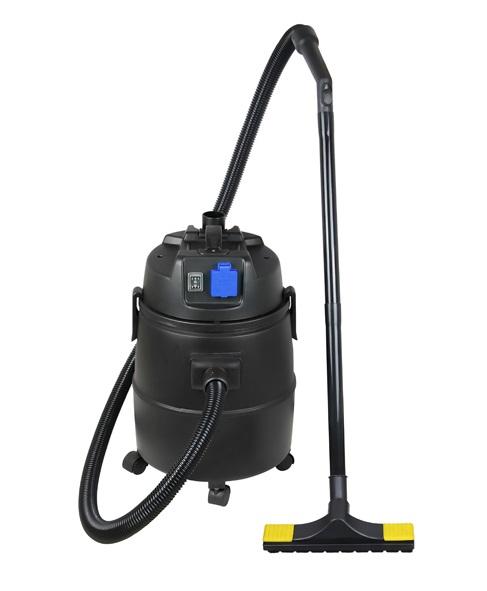 Пылесос профессиональный MERAN VC-1/20 пластиковый бак