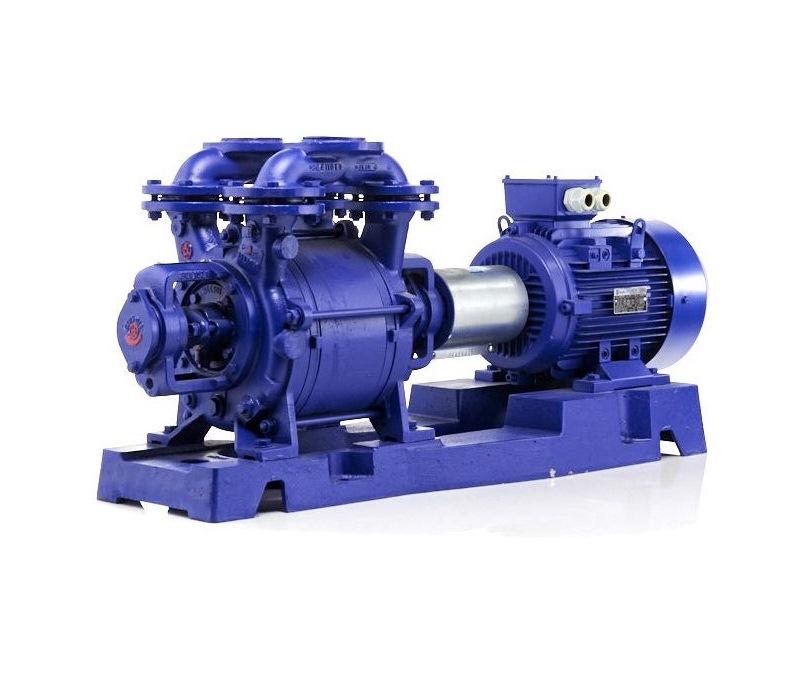 Вакуумный водокольцевой насос Hydro-Vacuum PW.4.13.1.1010.5 5,5кВт