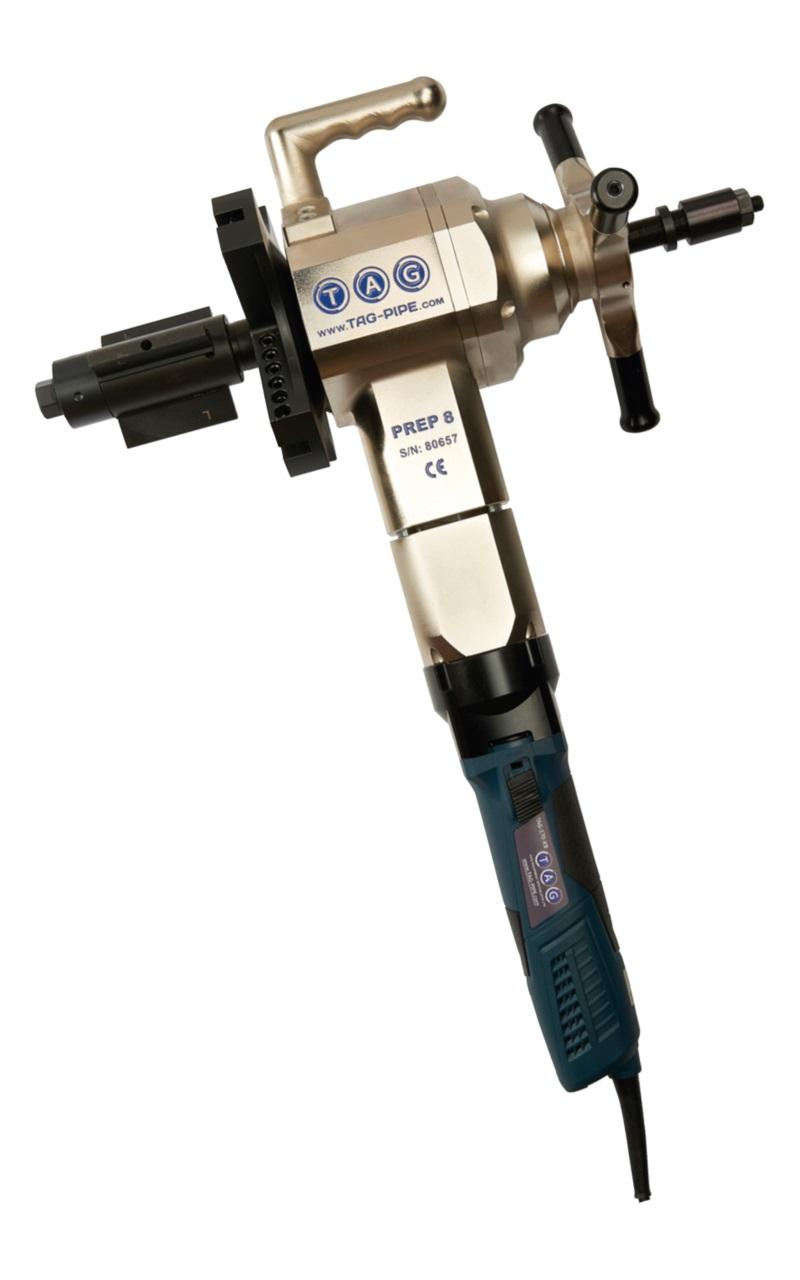 """Фаскосниматель PREP8 для 2-8""""/49-203mm"""