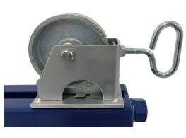 Колеса нерж. сталь для опоры TAG Duo Pipe Stand, SWH200SS (2 шт.)