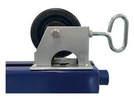 Нейлоновые колеса для опоры Tag Duo Pipe Stand, NWH200 (2 шт.)