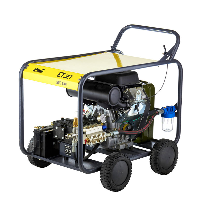 Моечный аппарат высокого давления с бензиновым двигателем ET JET 500/20 B&S