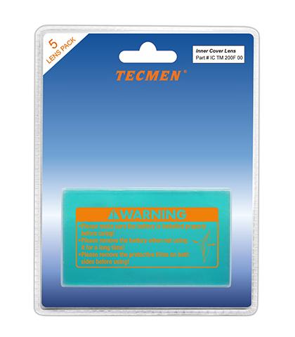 Внутреннее защитное стекло TECMEN в ассортименте