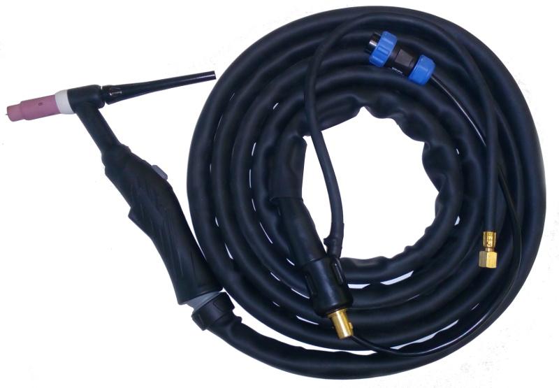 Горелка ECR 26 TIG 4m для Flama Multimig
