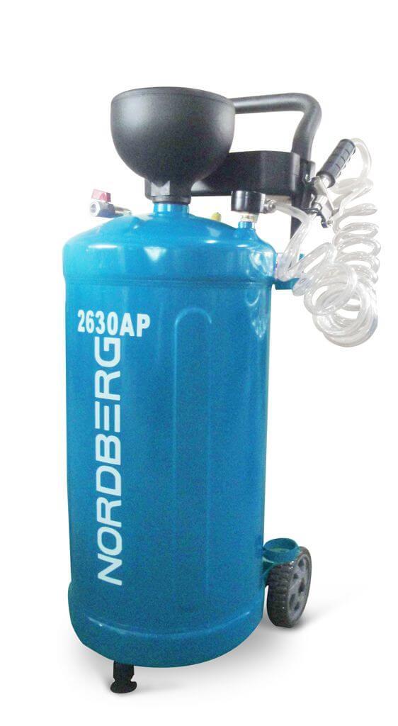 Оборудование для замены масла NORDBERG 2630AP