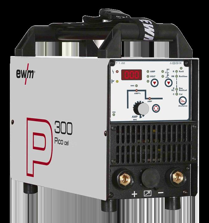 Сварочный инвертор для ручной дуговой сварки EWM Pico 300 Cel