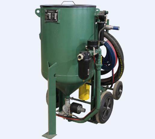 Пескоструйный аппарат напорного типа DSG-200