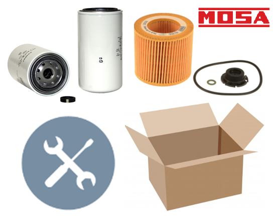 MOSA сервисный комплект 1000ч. для MOSA MSG CHOPPER, MSG200S, MS200