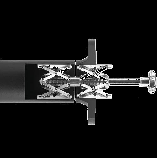 Центратор внутренний механический TAG Pipe 300-1
