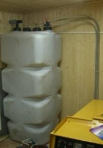 Система подачи топлива в электростанциях