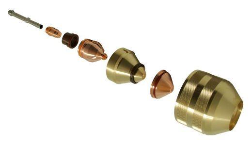 Расходные и запасные части для плазмотронов