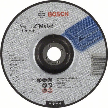 Круг отрезной BOSCH Rapido Multi Construction 2.608.602.385