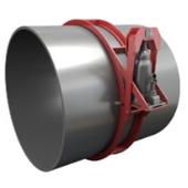 Центратор для труб большого диаметра