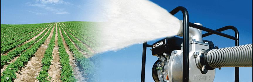 Бензиновые мотопомпы для грязной воды